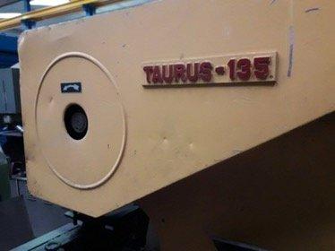 Punzonadora mecánica Gairu Taurus 135