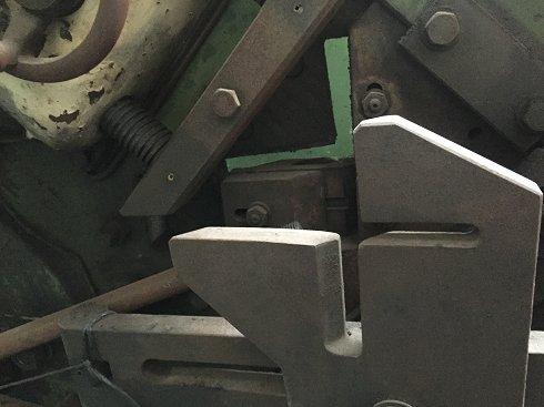 Cizalla Punzonadora mecánica Gairu MF16