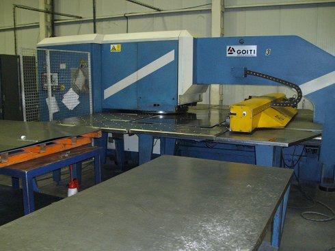 Punzonadora CNC Goiti PGA-2