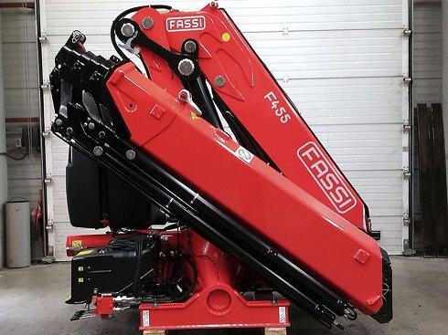 Grúa Fassi F455A.2.26 (nueva)