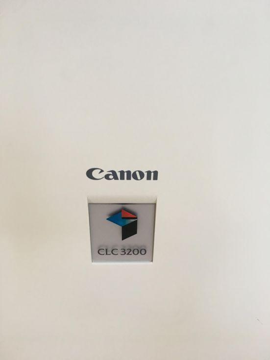 Impresora Digital CANON CLC 3200