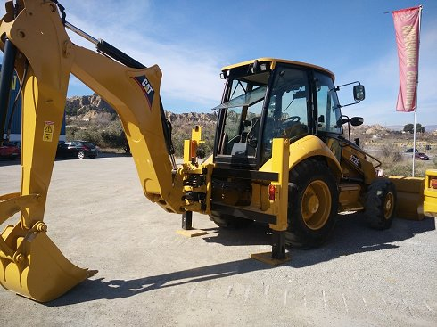 Caterpillar 422E MAW00440 2010