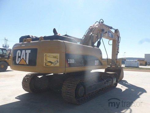 Caterpillar 336D PPN00346 2010
