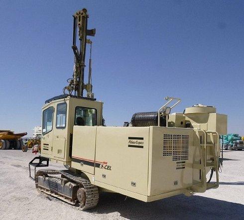 Atlas-Copco XL660 Y009435CJ 2007