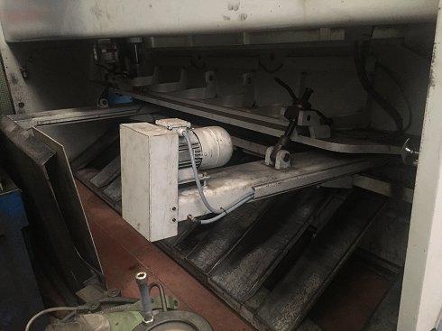 Cizalla hidráulica Baykal HNC de 4100x6mm