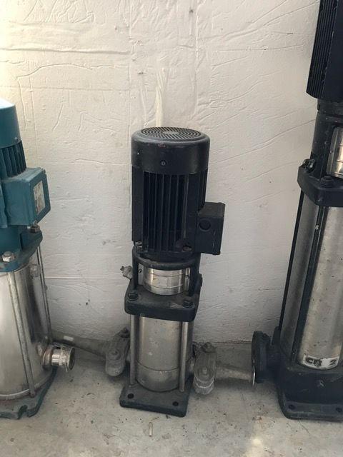 Bomba centrifuga multicelular calpeda mxv-b 25-207