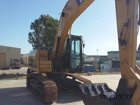 Caterpillar 324DLN TRH00433 2011