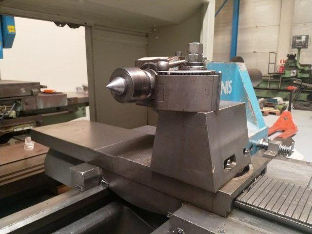Torno paralelo CNC