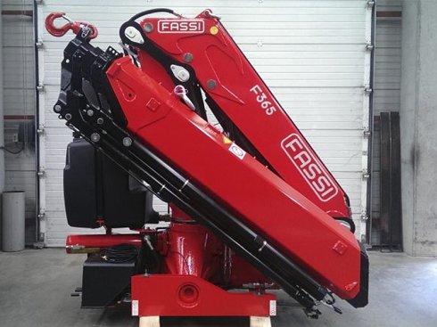 Grúa Fassi F365A.2.25 (nueva)