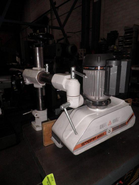 Máquina tupí / perfiladora
