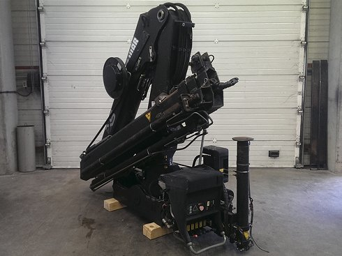 Grúa Hiab 144 BS-3 CL