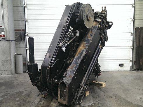 Grúa Hiab 400 E4