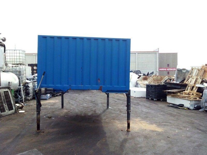 Remolque plataforma para trailer / camión