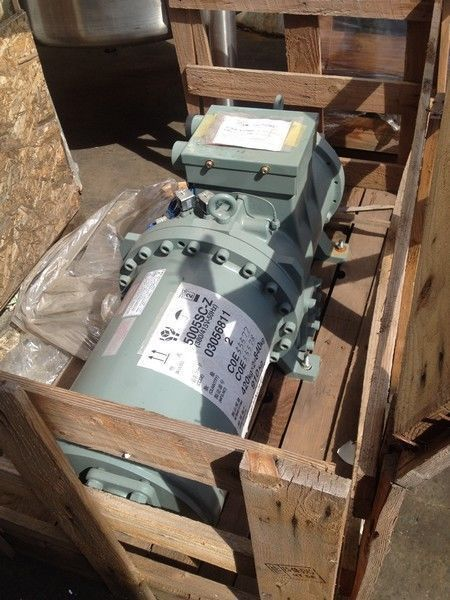 Compresores hitachi 40 hp / 50hp