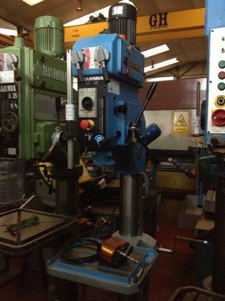Taladro automático de engranajes   Ibarmia AX32