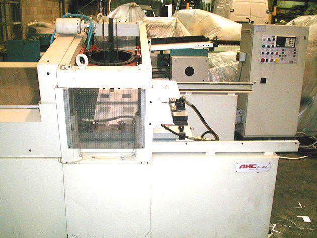Troqueladora vertical automática