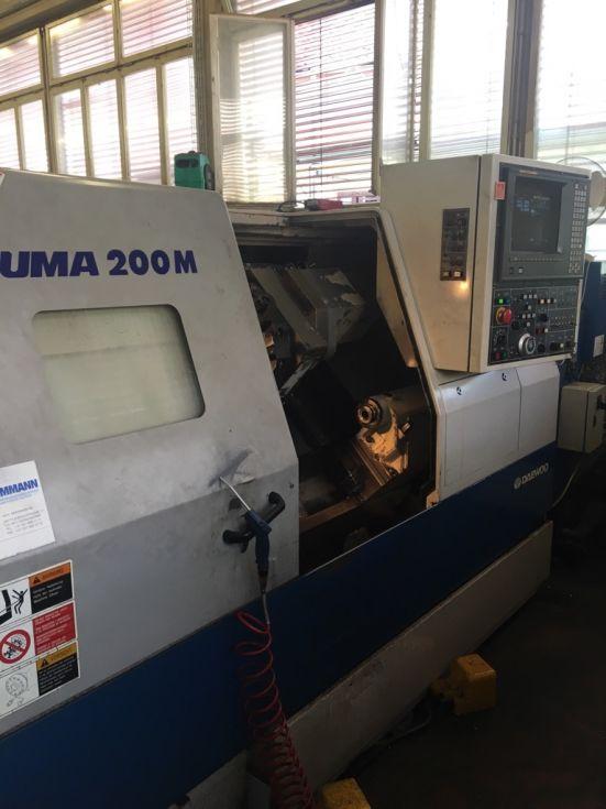 Doosan PUMA 200 M Live tools Ø 510 x 400 mm 3992 = Mach4metal