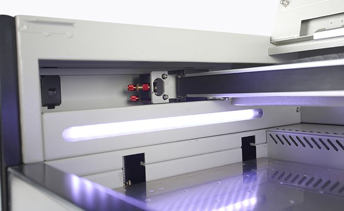 Grabadora laser