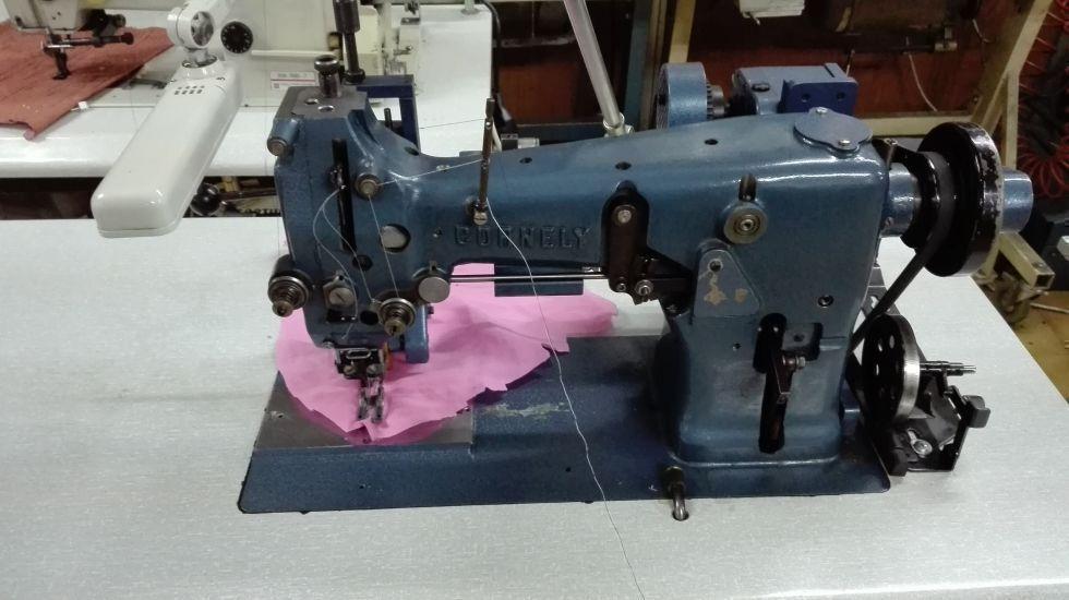 Maquina coser Vainica
