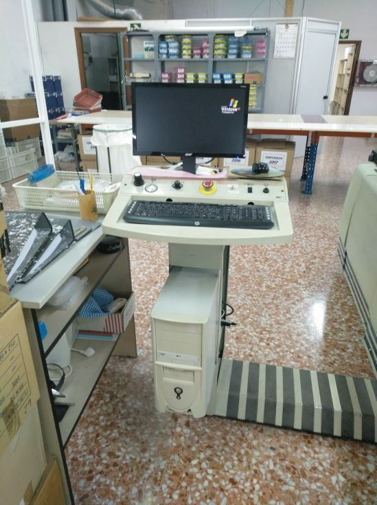 Sistema de corte automático gerber s3200