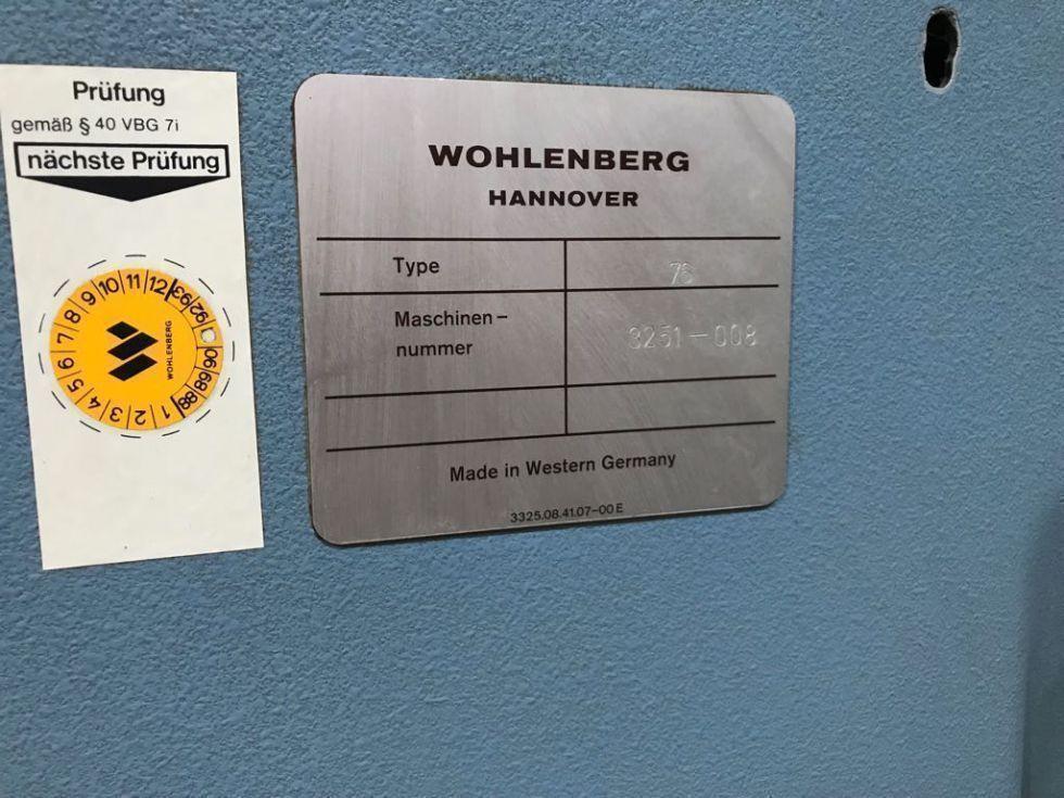 Wohlenberg 76