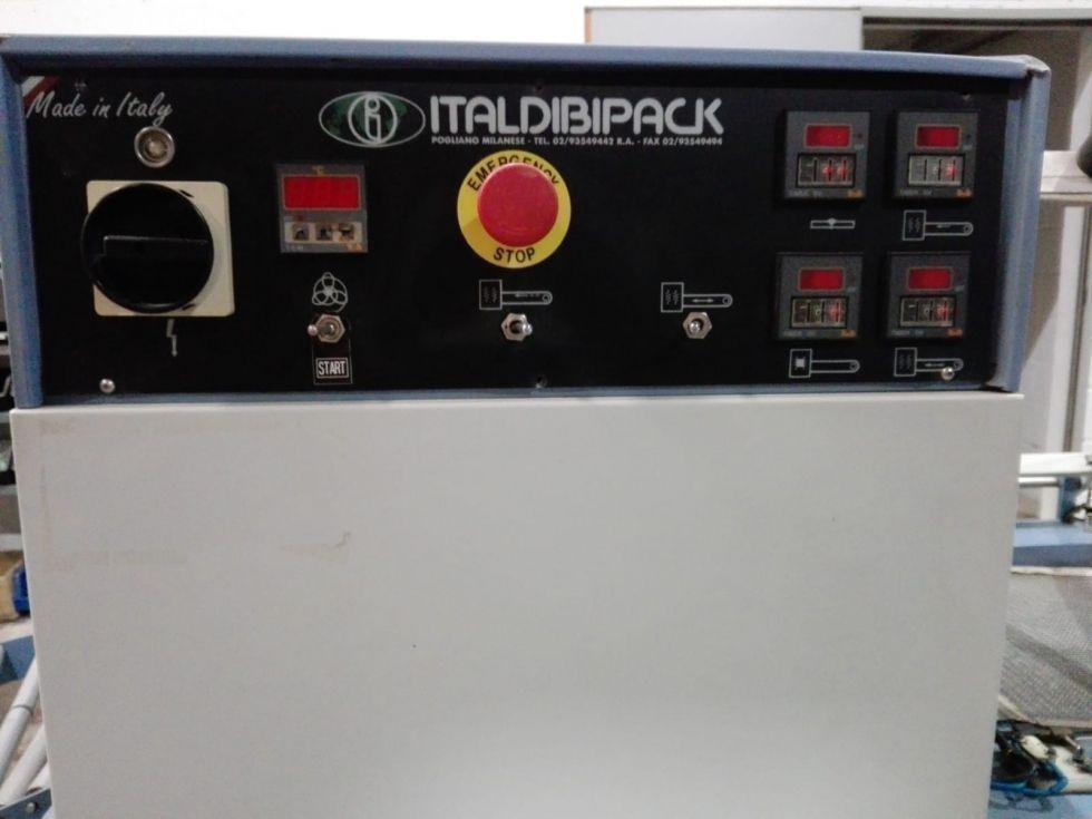 Retractiladora Italdibipack