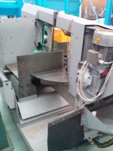 Sierra de cinta IMET KS-600 de segunda mano