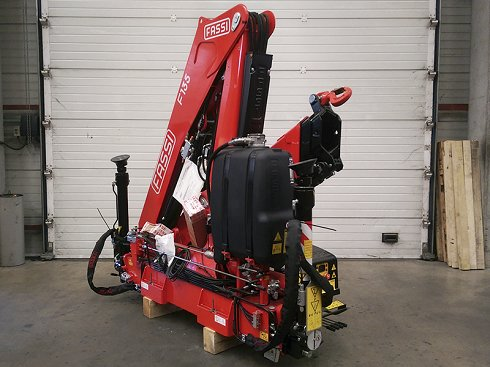 Grúa Fassi F135A.0.22 active
