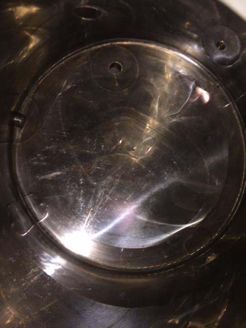 Deposito acero inoxidable 316l 1000 litros de segunda mano
