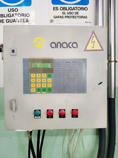 Lavadora de pantallas Serigrafia Doble Circuito + Regenerador de disolventes