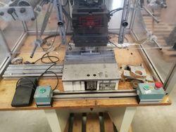 Máquina Termoimpresión