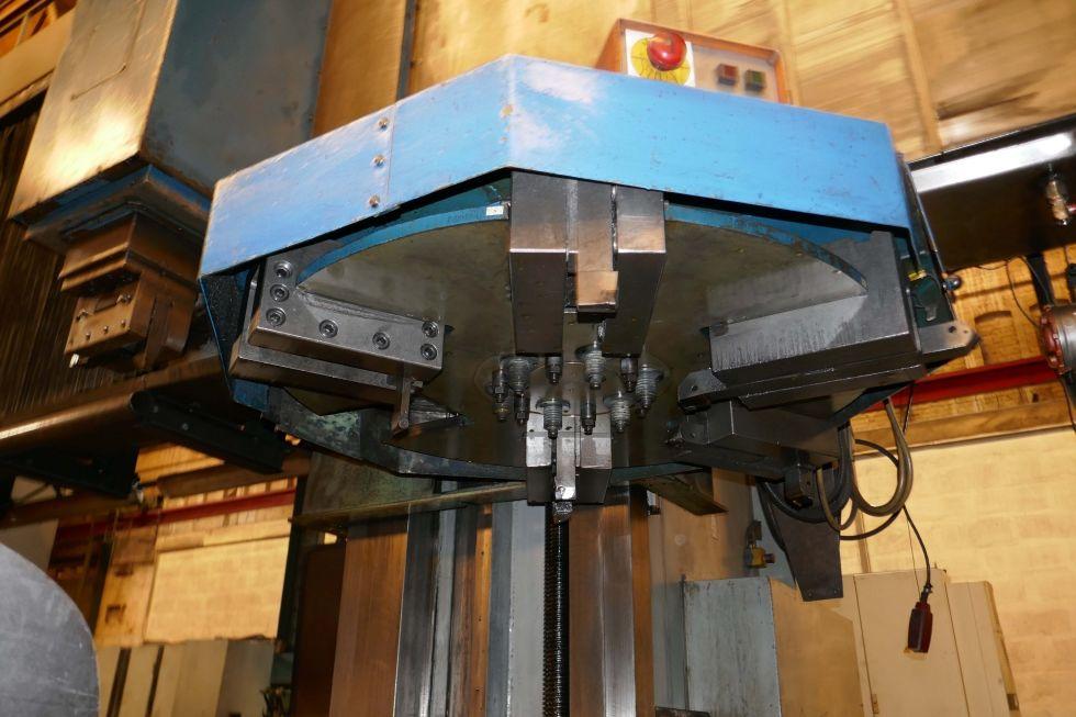 Schiess Froriep CNC DZ40 Ø 5000 x 3500 mm 4068 = Mach4metal