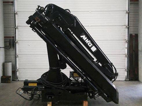 Grúa MKG HLM 161