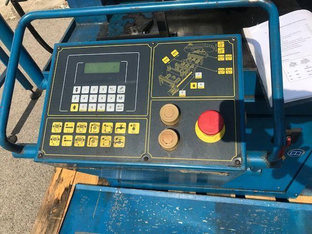 Sierra cinta automatica