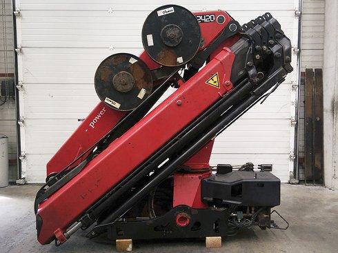 Grúa HMF 2420 K5