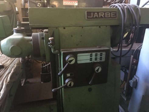 Fresadora Universal JARBE