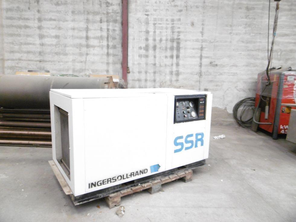 Compresor ingersoll rand ssr ml 37