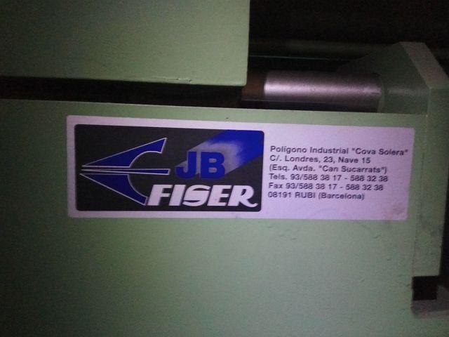 Inyectora FISER SHOT 120/200