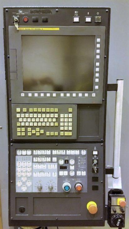 Centro Mecanizado Vertical