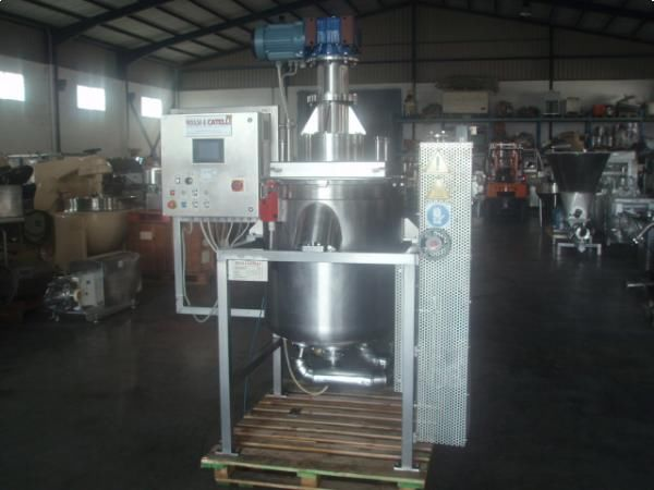 Deposito Rossi&Catelli 250 litros para vapor