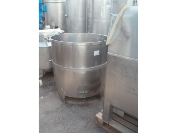Depósitos 500 litros sencillos