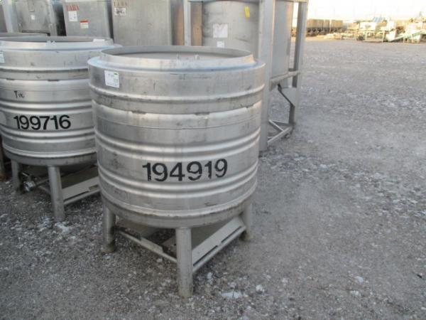 Depositos 600 litros para presion