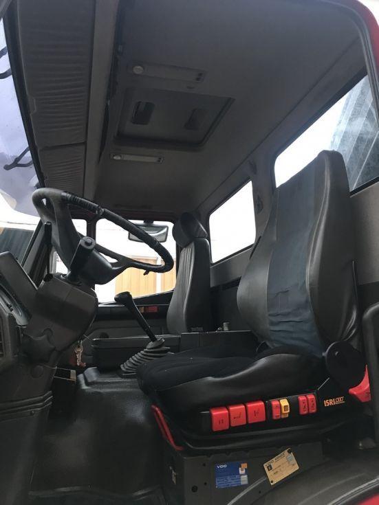 Camion grua Mercedes Sk 2527 Palfinger 23002