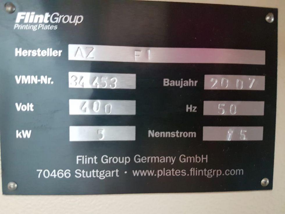 Procesadora planchas Combi FII F2 Flint