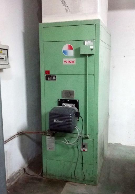 Se VENDE: Equipo WIND, mod. W-100 (calefacción naves industriales)