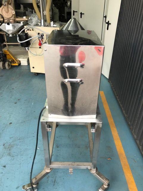 Mezclador bicono glatt labortecnic acero inoxidable 30 litros