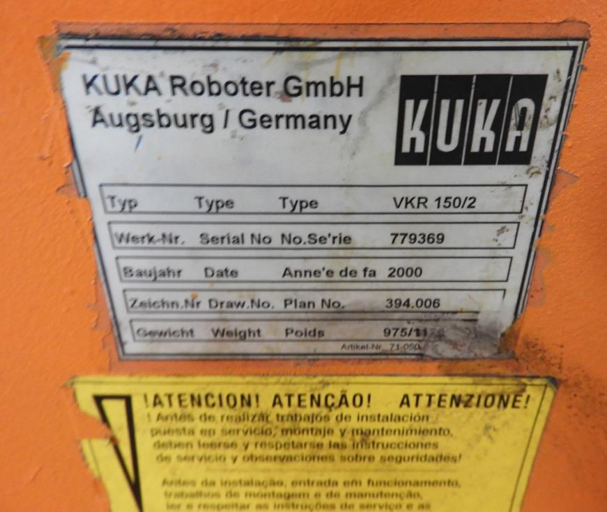 Robot de soldadura hilo continuo