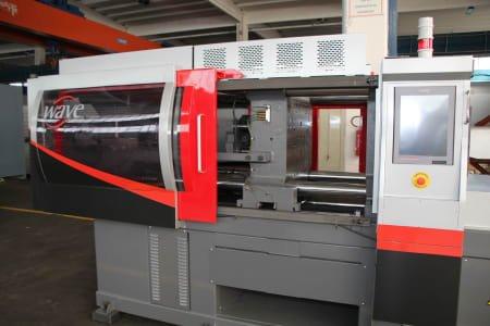 Inyectora WAVE AXOR 200 HS 50