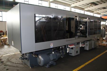 Inyectora WAVE ARGO 280 R FIFO