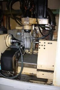 Talladora de engranajes por fresa madre MIKRON A35/36